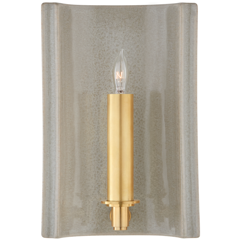 Leeds Small Rectangle Sconce
