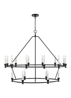 Keystone 18 - Light Chandelier