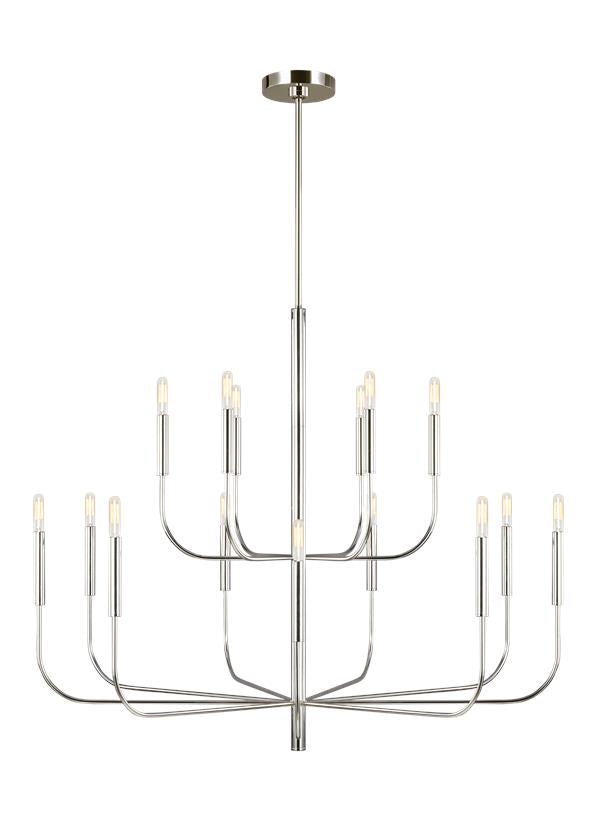 Brianna 15 - Light Chandelier