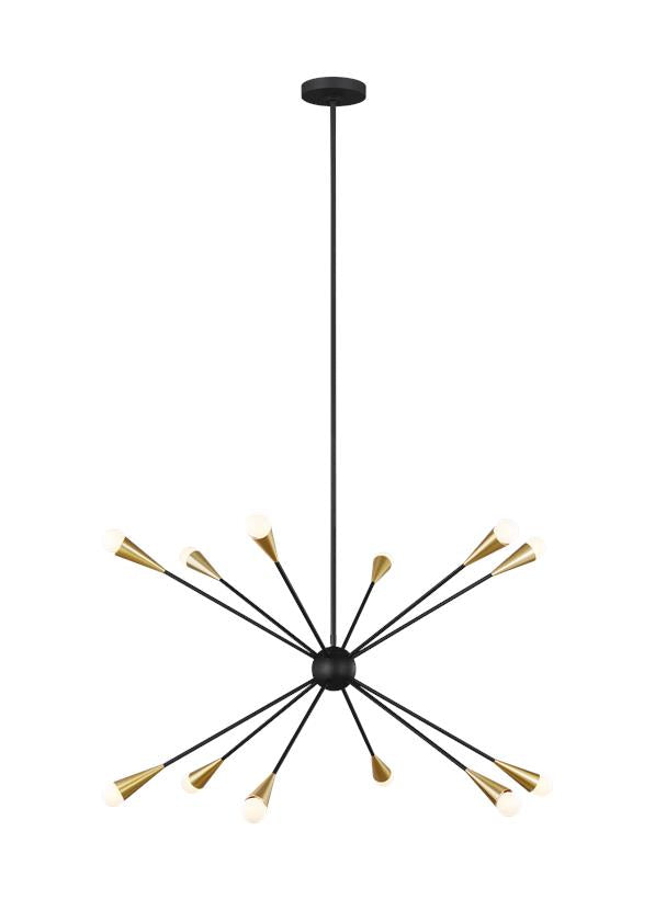 Jax 12 - Light Chandelier