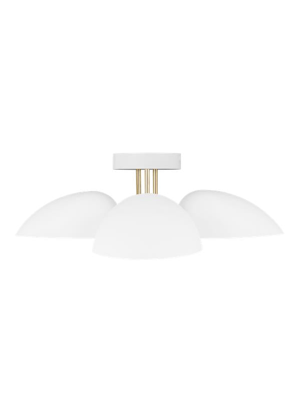 Jane 3 - Light Flush Mount