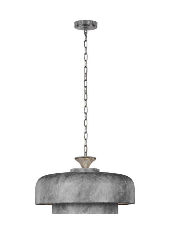 Haymarket 1 - Light Large Pendant
