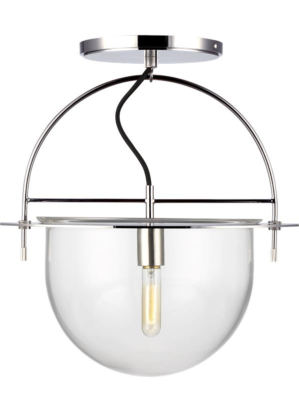 Nuance 1 - Light Large Semi-Flush Mount