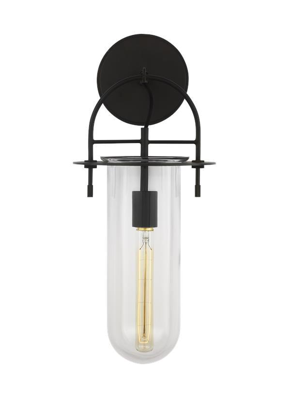Nuance 1 - Light Short Wall Sconce