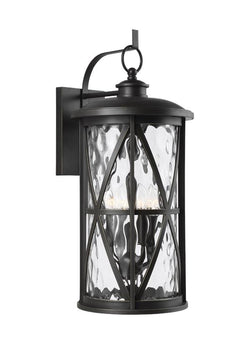 Millbrooke 4 - Light Outdoor Wall Lantern