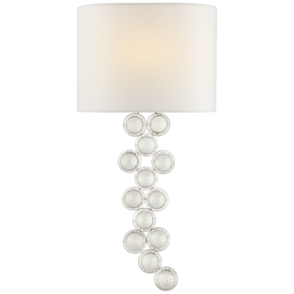Milazzo Medium Left Sconce