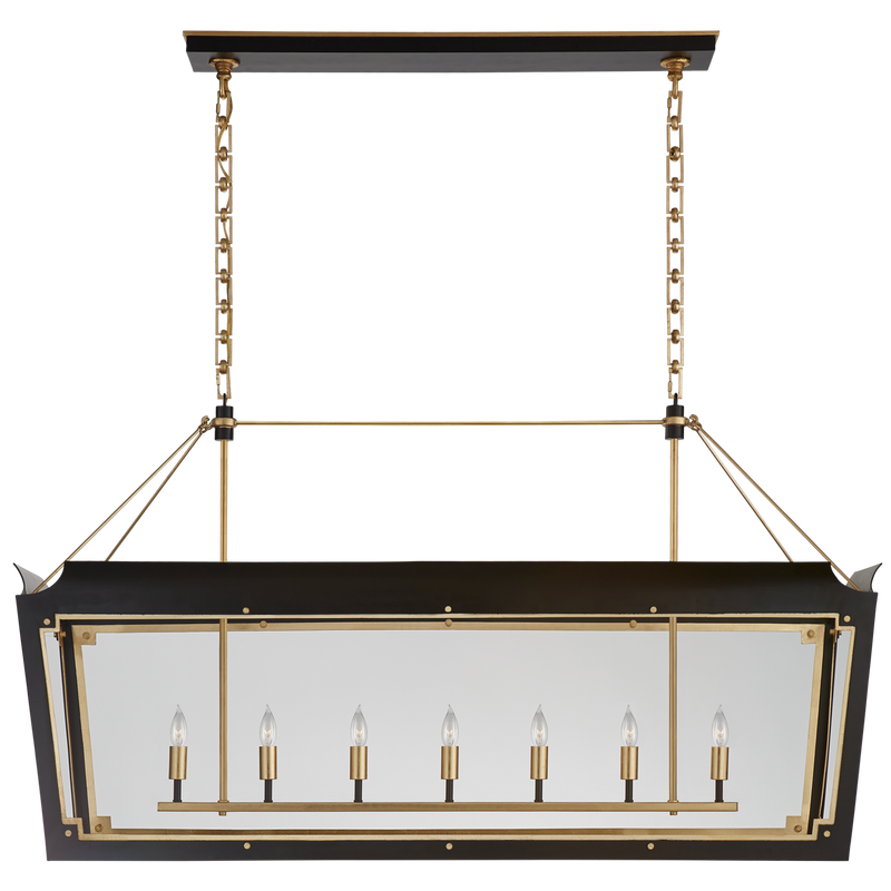 Caddo Large Linear Lantern