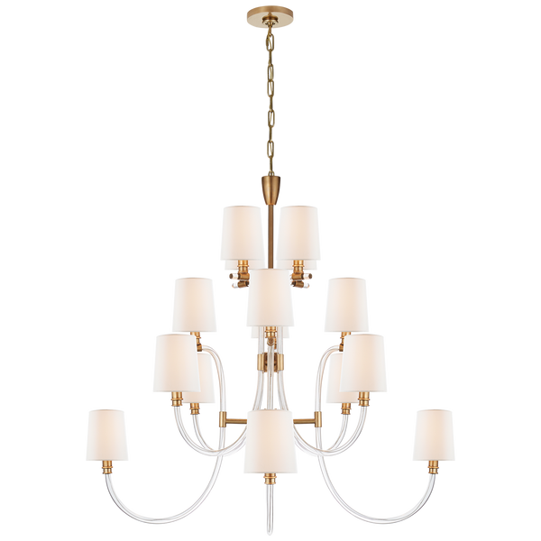 Clarice Large Chandelier