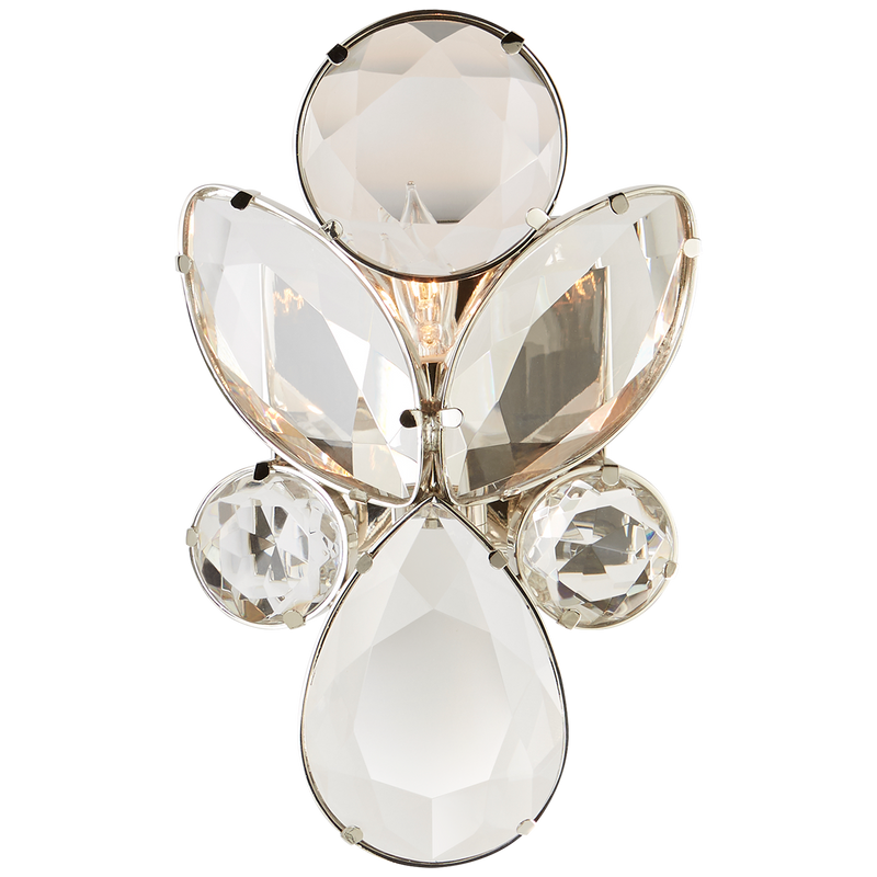 Lloyd Small Jeweled Sconce
