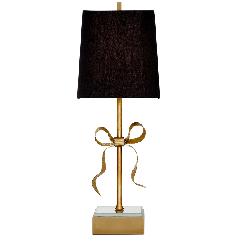 Ellery Gros-Grain Bow Table Lamp