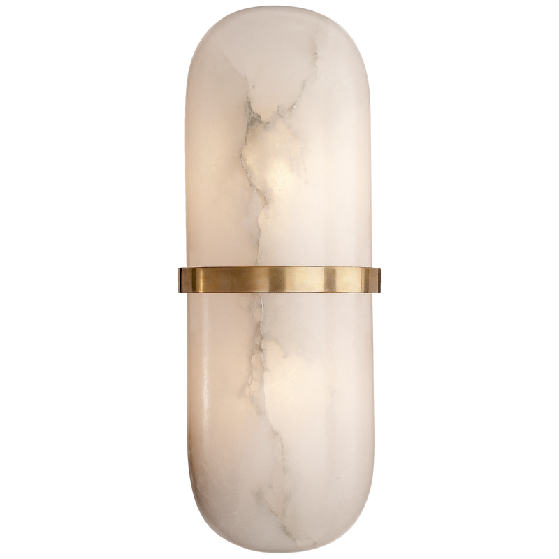 Melange Pill Form Sconce