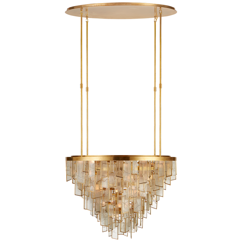 Ardent Large Waterfall Chandelier