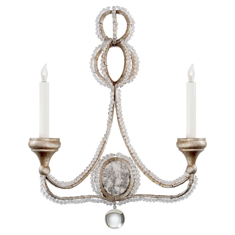 Milan Double Sconce