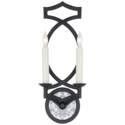 Brittany Double Sconce