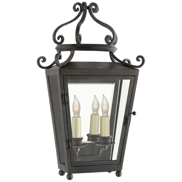 Lafayette Small 1/2 Sconce