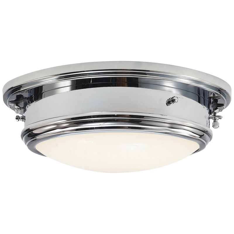 Marine Porthole Medium Flush Mount