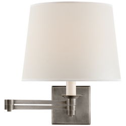 Evans Swing Arm Sconce