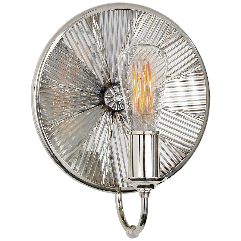 Rivington Small Round Sconce