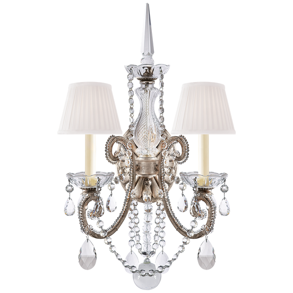 Adrianna Double Sconce