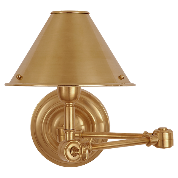 Anette Swing Arm Sconce