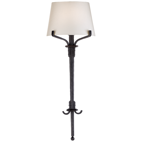 Allegra Medium Torch Tail Sconce