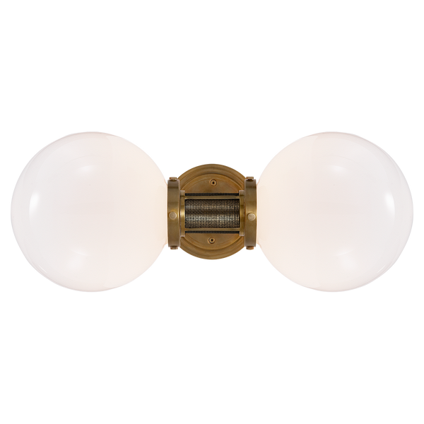 McCarren Double Sconce