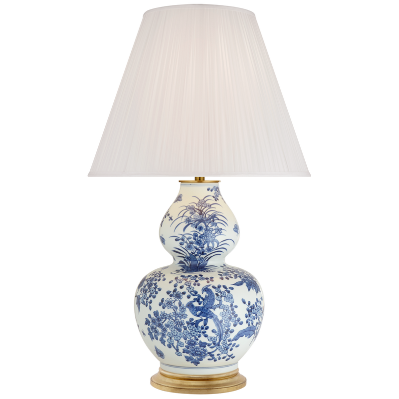 Sydnee Large Gourd Table Lamp