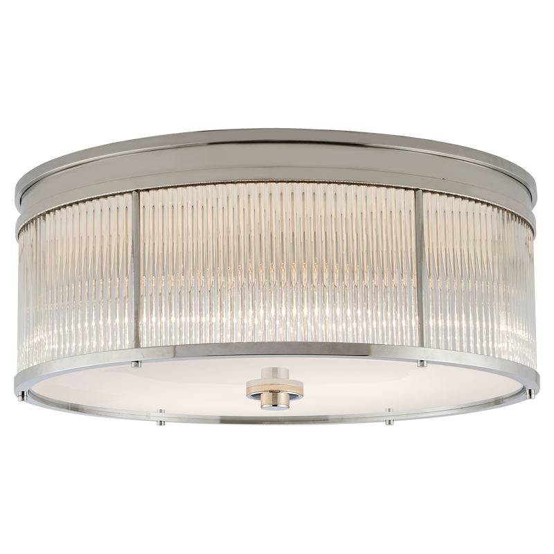 Allen Large Round Flush Mount