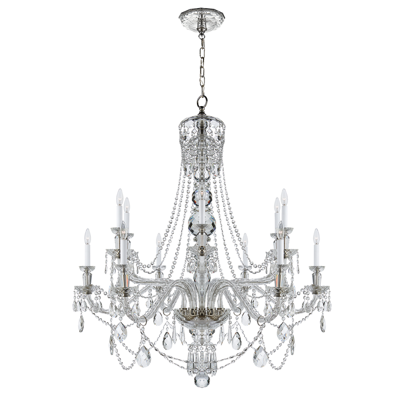 Daniela Two-Tier Chandelier