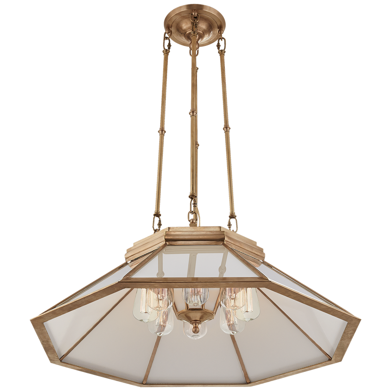 Rivington Medium Eight-Paneled Chandelier