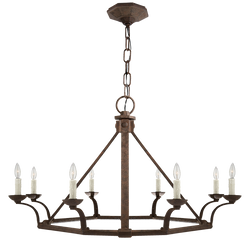 Robertson Single Tier Chandelier