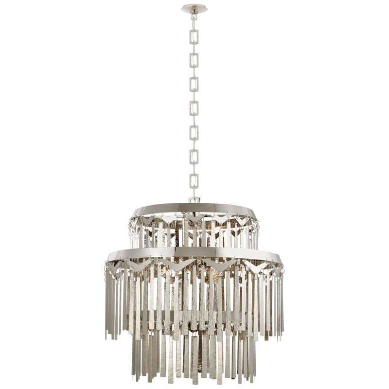 Natalie Large Tiered Chandelier