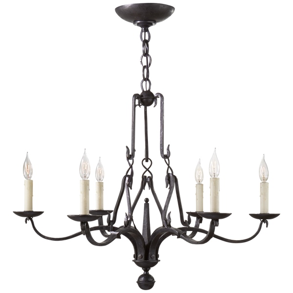 Allegra Small Chandelier