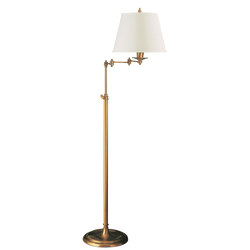 Triple Swing Arm Floor Lamp