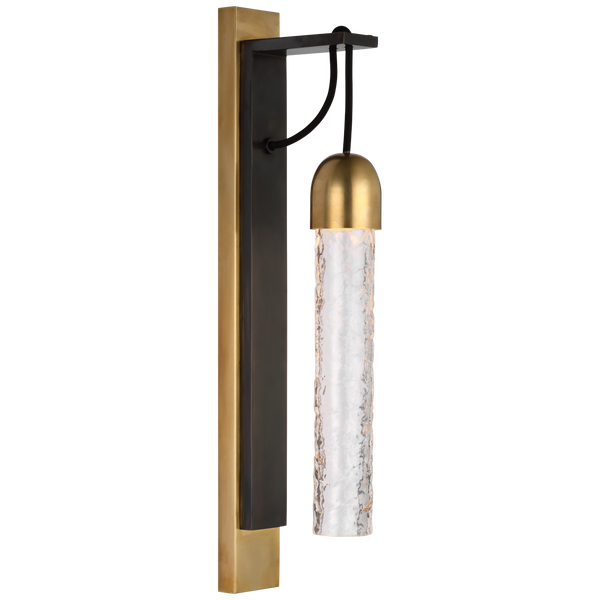 Reve Medium Tube Sconce