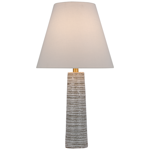 Gates Medium Column Table Lamp