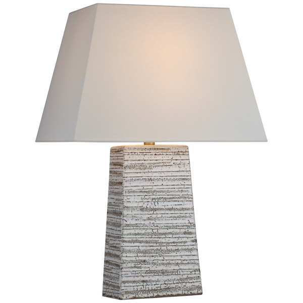 Gates Medium Rectangle Table Lamp