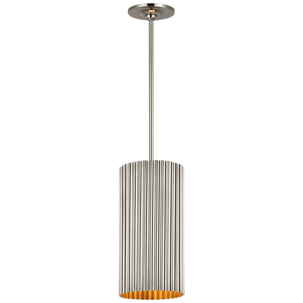 Rivers Small Fluted Pendant