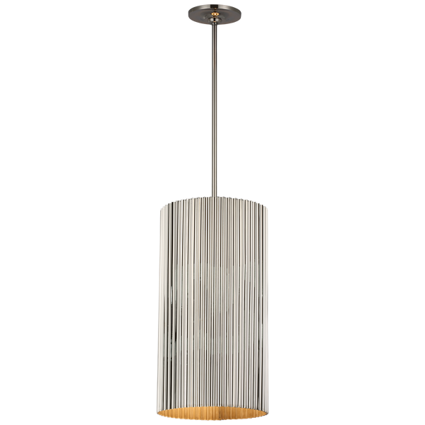 Rivers Medium Fluted Pendant