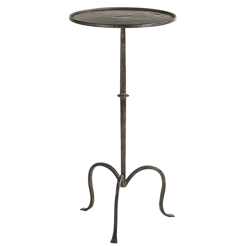 Hand-Forged Martini Table