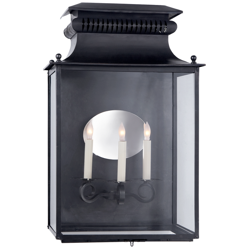 Honore Large 3/4 Sconce