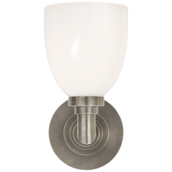 Wilton Single Bath Light