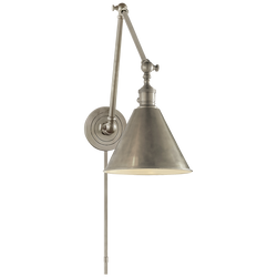 Boston Functional Double Arm Library Light