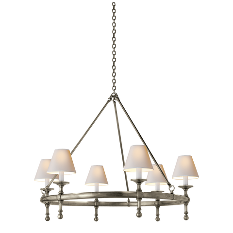 Classic Ring Chandelier