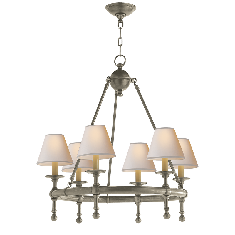 Classic Mini Ring Chandelier