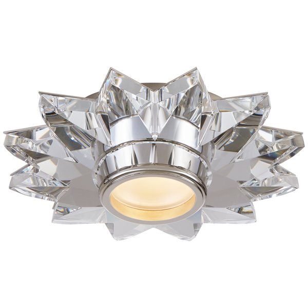 "Elora 7.25"" Solitaire Flush Mount"