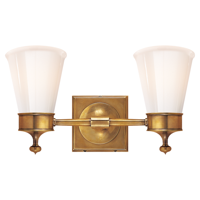 Siena Double Sconce