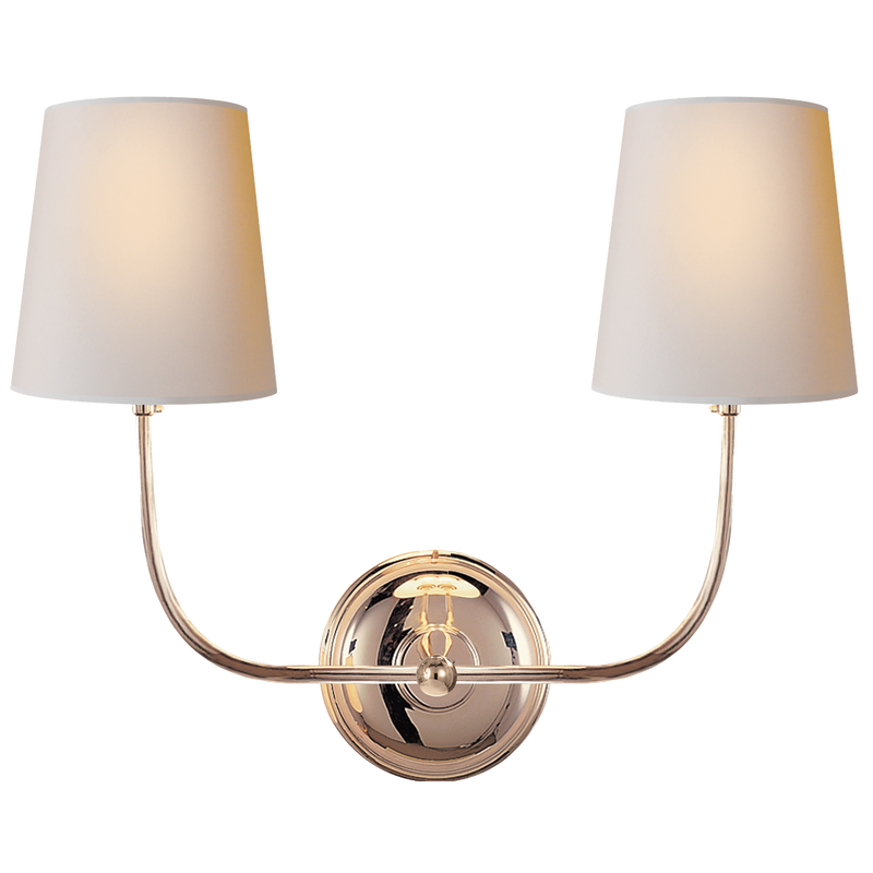 Vendome Double Sconce