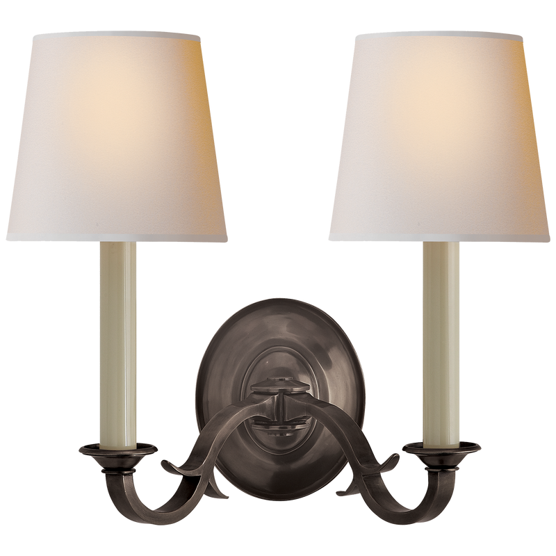 Channing Double Sconce
