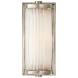 Dresser Short Glass Rod Light